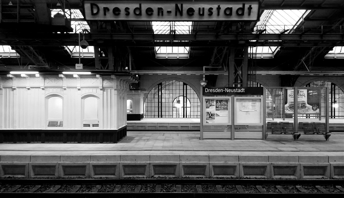 #my #city #dresden #neustädterbahnhof