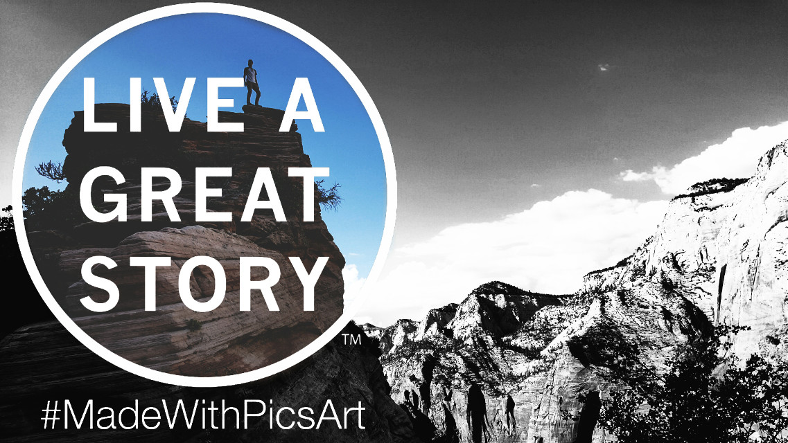 How's your story?   #FTELiveAGreatStory #FreeToEdit #madewithpicsart