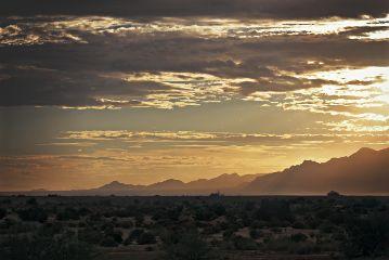 347 sunset desertbeauty landscape