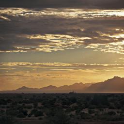 347 347 sunset desertbeauty landscape