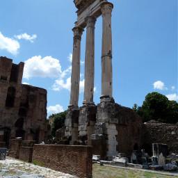 roma zonaarqueologica historia