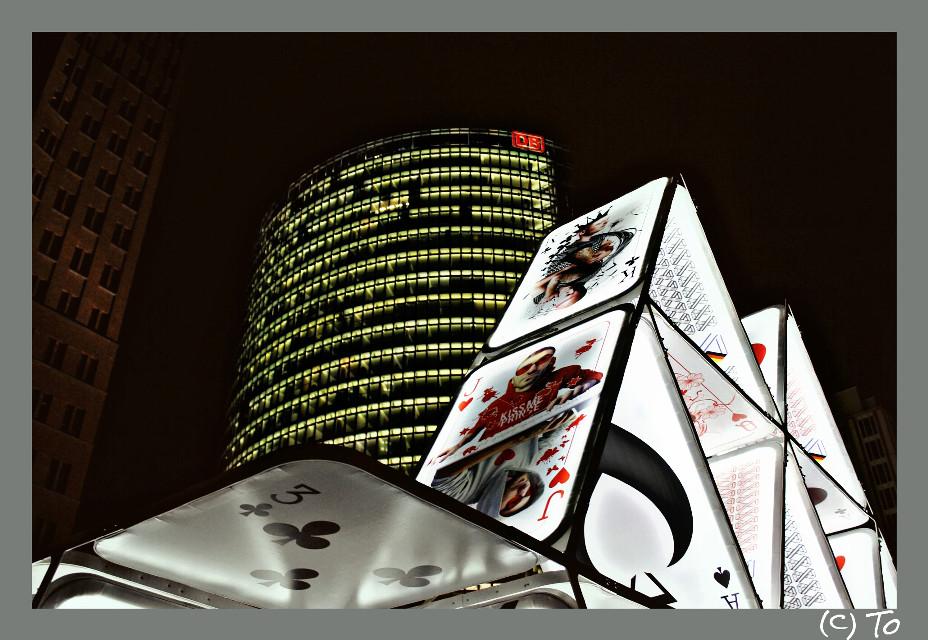 #PAmeeting2 #festivaloflights #night Potsdamer Platz