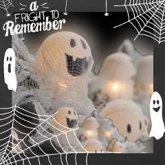 freetoedit halloween ghosts autumn