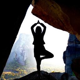 love yoga emotions people oldphoto