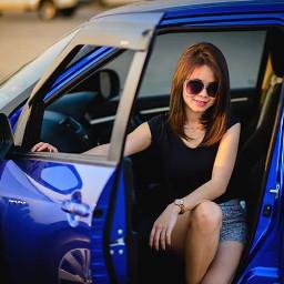 cars suzuki swift hdr people