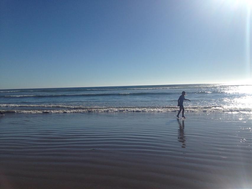 #beach #sea