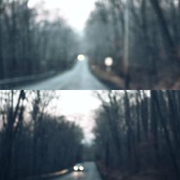 throughmywindow bokeh cars emotions cute freetoedit