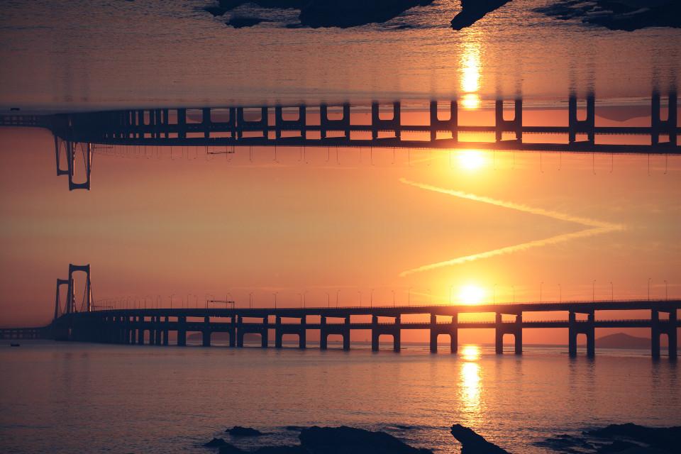 sunrise #sea