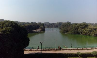 myclick hauzkhasvillage lake fort dayout