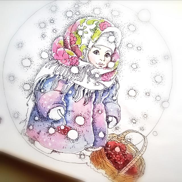 #sketch #sketchbook #art #drawing #graphic #ink #watercolors