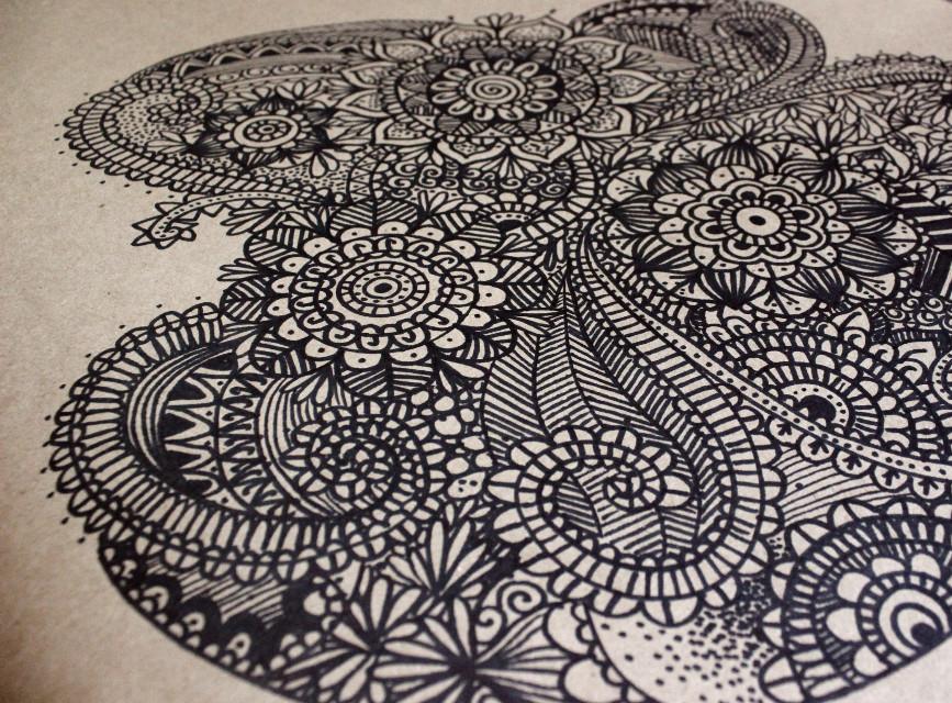 #Zentangleart #zentangle #art #meditation #lio #embrollo #Lines #flower #draw #mandalas #inspiration #blackandwhite #photography #cute #emotions #handmade #sharpie