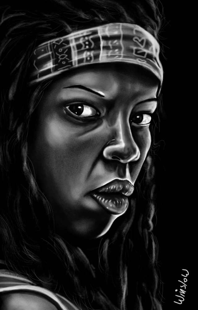 #wdpportrait  I knew this drawing portrait was going to fit somewhere http://youtu.be/i7tSOaNLgV8