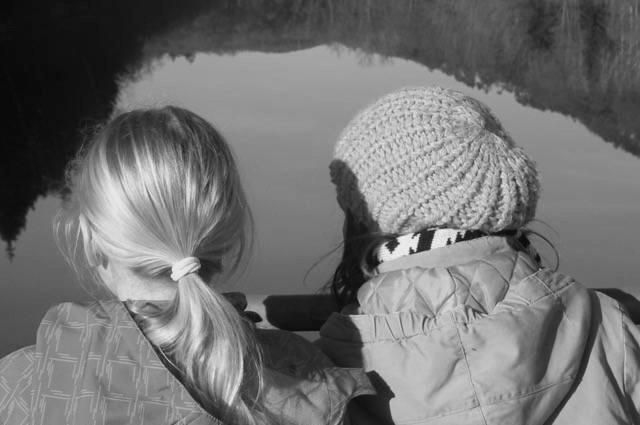 #winter #photography #nature #people #blackandwhite