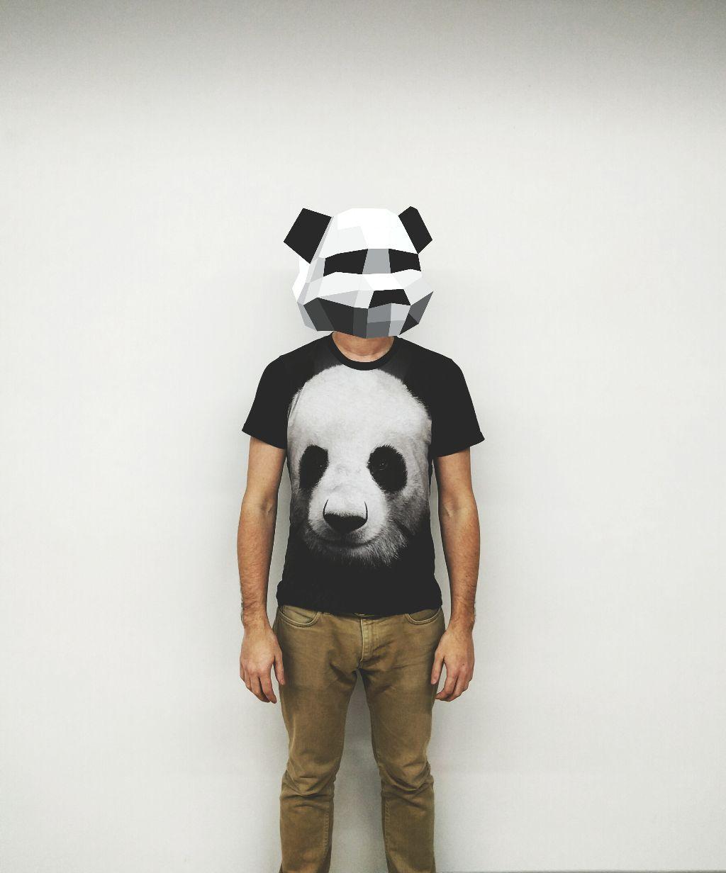 I do love pandas. #AntiSelfie #MadeWithPicsArt