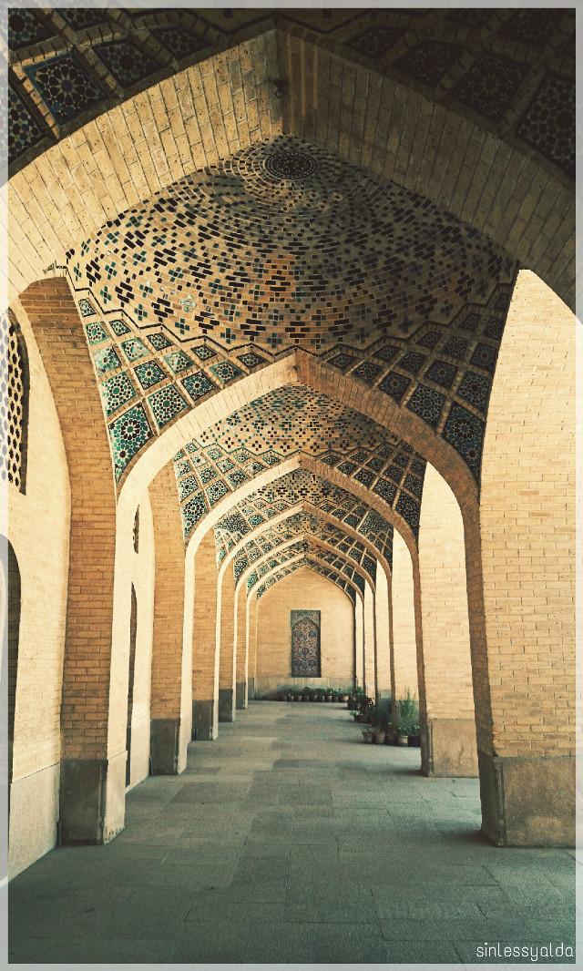 #symmetry  #arch #art #historical  #iran #photography  #pictureinpicture #architecture