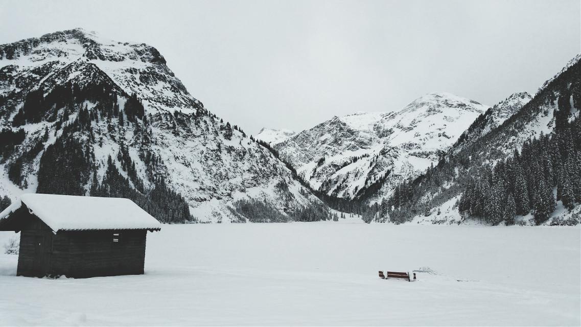 Mountain  #mountain #nature # winter