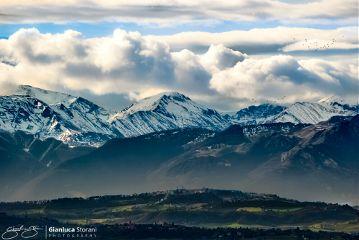 montisibillini sibillini montiazzurri neve sanginesio