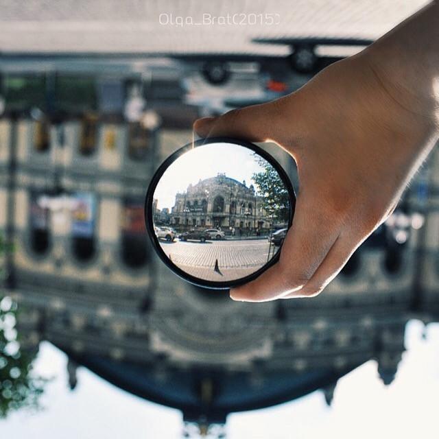 #Kiev #Kyiv #Ukraine #summer #opera #magic #lens #волшебнаялинза
