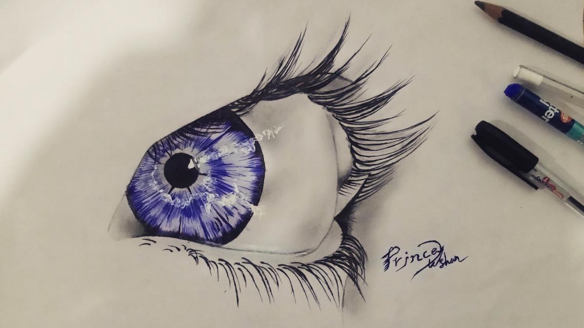 #eye #penart #pencilart