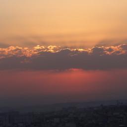 photography sunset sky