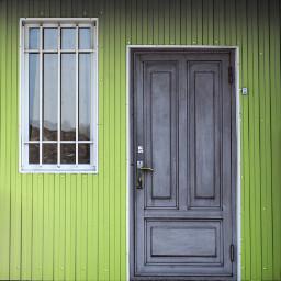freetoedit door window green house