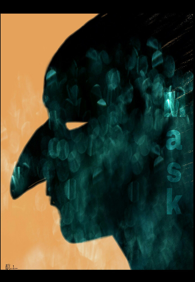 #drawing  #mask