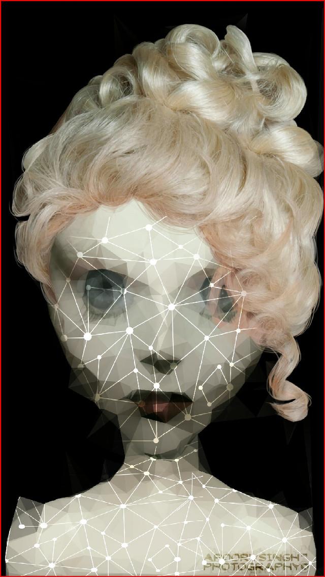 #polygon #paphotochallenge #Wigs  #dailyinspiration  #antiselfie #portrait #emotions  Special thankx to ✌ 👏 @pa_bot @pa @paolomore @_oopsvats @huiliguo @hossein75 @huldasandelin @danielxwp