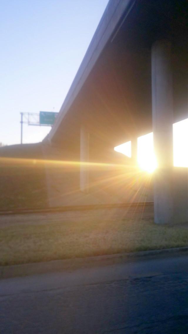#dailyinspiration  #rays #sun #bridge #afternoon