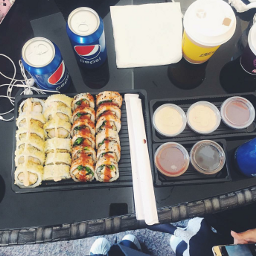 sushi food people photography love