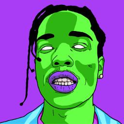 rap hiphop digitalart artwork grimeart
