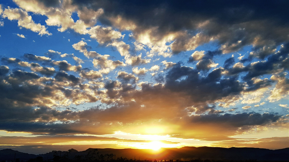 #beautifularizonasunset  #clouds