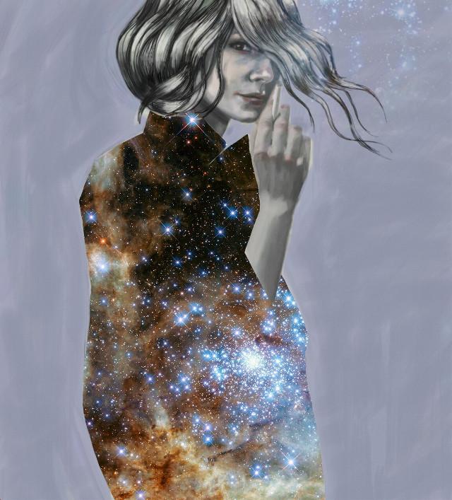Coat of constellations . Galaxy image from pa freeto edit account @freetoedit  #edited #drawing #madewipicsart Video in 2 parts : http://youtu.be/lbSxzA5evfM http://youtu.be/K-R1KyRafnE