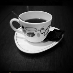 coffee dark_chocolate night alone sunset