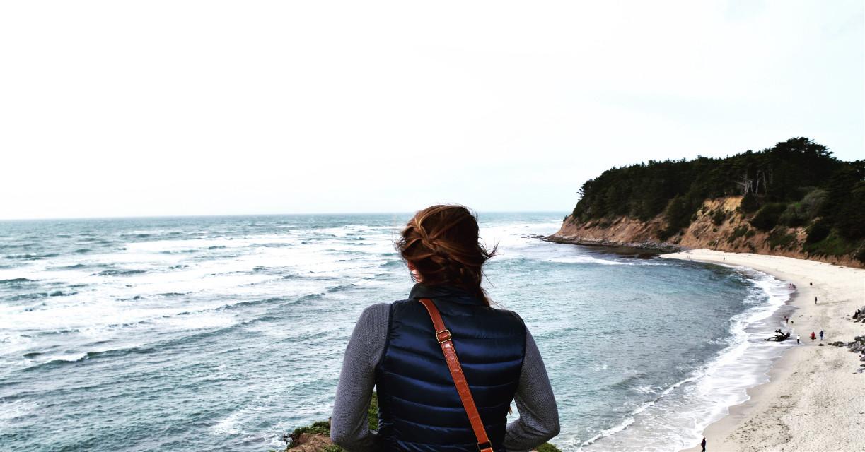 Viewing my realm  #art #beach #california #nature #travel #people #photography #sky #sea #coast #cali