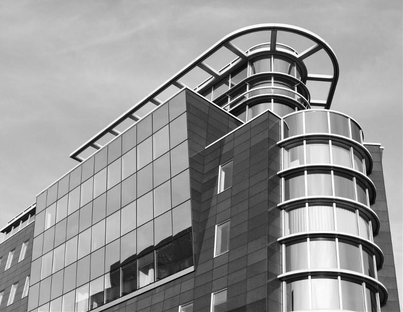 BMW Herbert Quandt Stiftung  #berlin #blickfeldberlin #perspective #architecture #photography #blackandwhite
