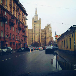 moscow photography