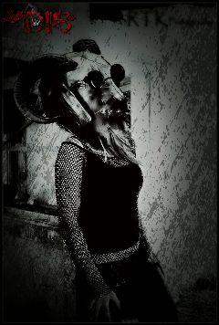 wapanimalfaces photography people horrorart darkart