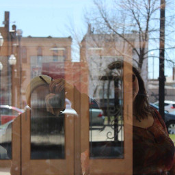 freetoedit reflections meandmybaby window downtown