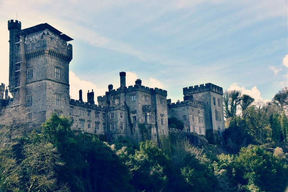 Lismore castle Ireland #travel #photography #ireland #spring
