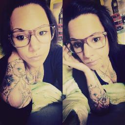 ink inked inkedgirl girlwithink girlwithtattoos freetoedit