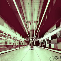 inmotion blackandwhite metropolitan train travel freetoedit