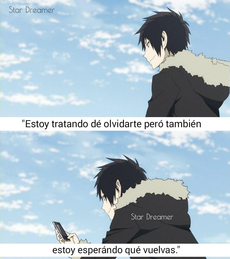 Anime Stardreamer Frases Sad