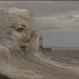 photography sea lighthouse waves oceanwaves