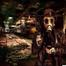 abandoned creepy