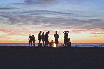 freetoedit camp campfire fun human
